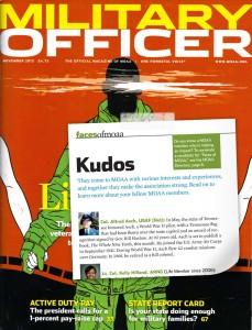 MOAA Magazine - November 3013